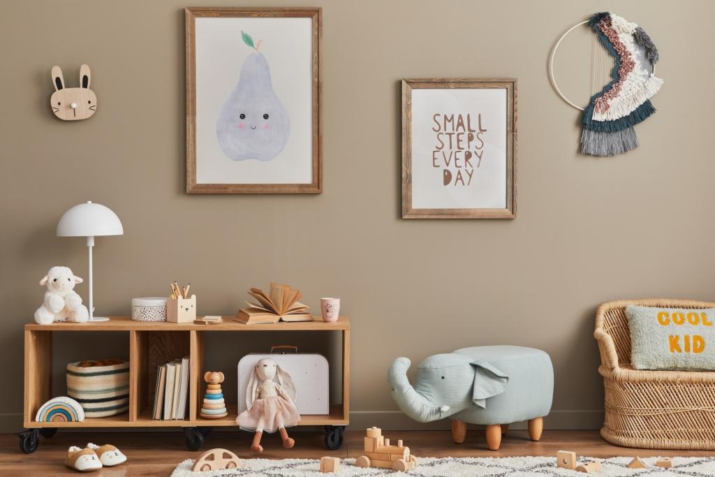 ¿Cómo decorar la habitación de tu bebé?